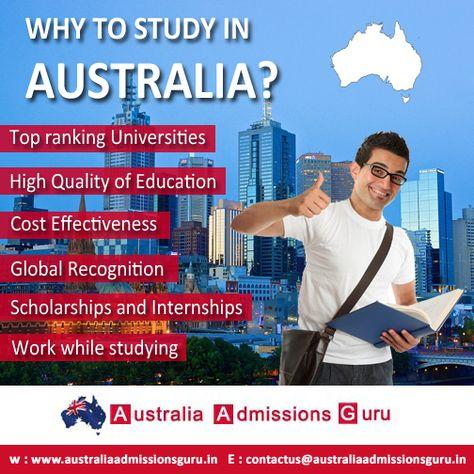Why #study in #Australia ?