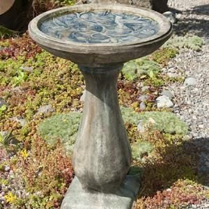 Hummingbird Birdbath Concrete Bird Bath Bird Bath Bird Bath Bowl