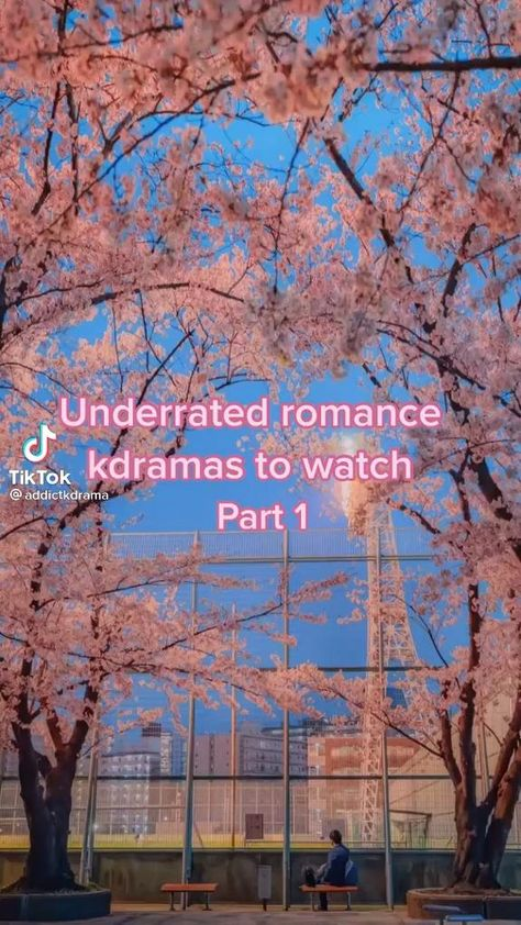 Underrated romance KDramas to watch