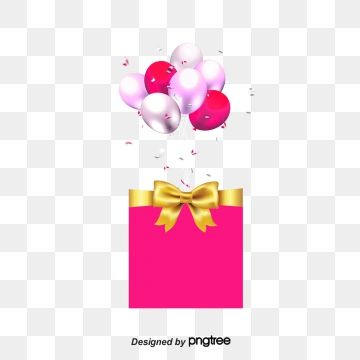 Vector Birthday Balloons Balloon Digital Bow Png Transparent Clipart Image And Psd File For Free Download Birthday Balloons Balloons Celebration Balloons