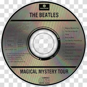 Compact Disc Magical Mystery Tour The Beatles Music Fan Art Magical Mystery Tour Transparent Background Png Clipart The Beatles Compact Disc Beatles Music
