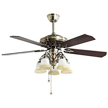 Indoor Ceiling Fan Light Fixtures Finxin Fxcf03 New Style New Bronze Remote Led 52 Ceiling Fans For Bedroo Ceiling Fan Fan Light Ceiling Fan Light Fixtures