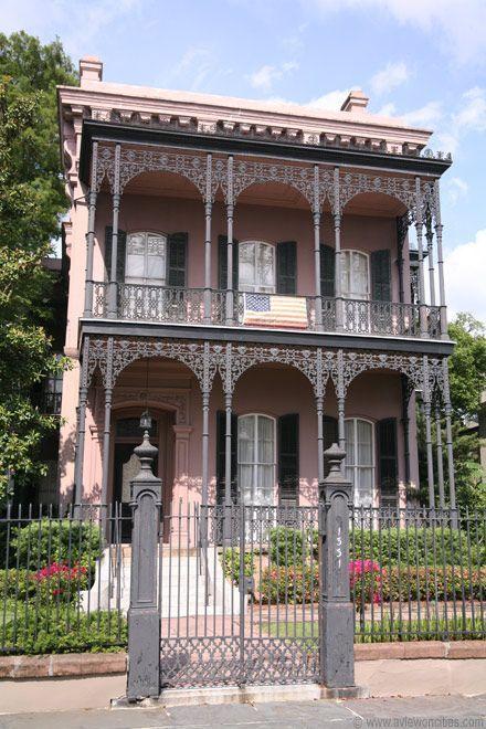 Garden District House New Orleans House Garden Orleans