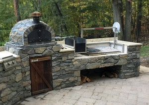 Gaucho Grande Insert With Brasero Counter Top Installation Backyard Grill Ideas Covered Outdoor Kitchens Outdoor Renovation