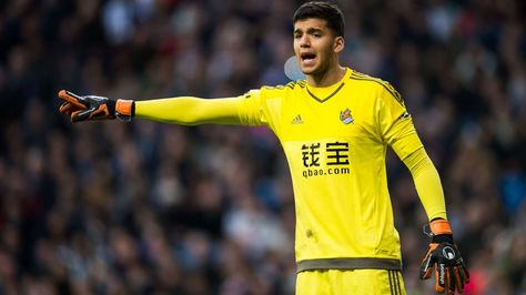 "Geronimo Rulli: ""Manchester City have shown interest in me again. My agents are looking after this I just try and focus on the Olympics"""