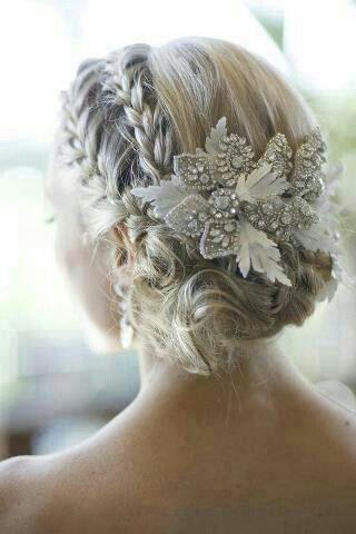List Of Pinterest Hochzeitsfrisur Seitlich Geflochten Ideas