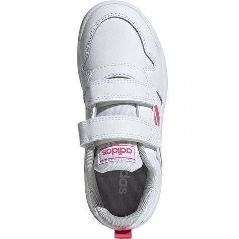 Buty Adidas Tensaur C Ef1097 Biale Shoes Kid Shoes Vans Classic Slip On Sneaker