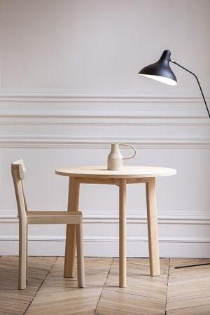 Toute La Collection Kann En 2020 Table Ronde Bois Table Design