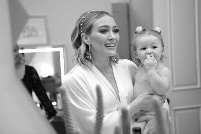 Inside Hilary Duff And Matthew Koma S Wedding At Home In L A In 2020 Hillary Duff Wedding Wedding Los Angeles Intimate Wedding Ceremony