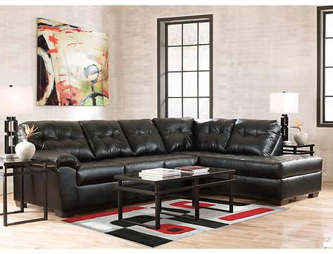 Simmons Manhattan Left Arm Facing Sofa Sectional - Sofa ...