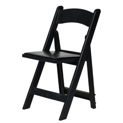 Commercial Seating Products Max Resin Padded Folding Chair