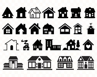 doodle house clipart vector art home city town png download illustrations 101 clip bäume vektor buch