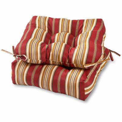 outdoor chair cushion set