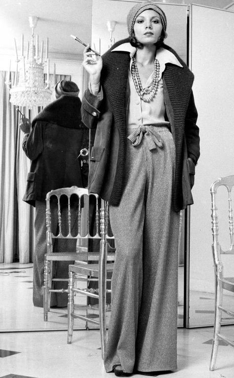 How to get the 1930's look on a shoestring, fashion inspiration. Manuel Pertegaz, 1970s