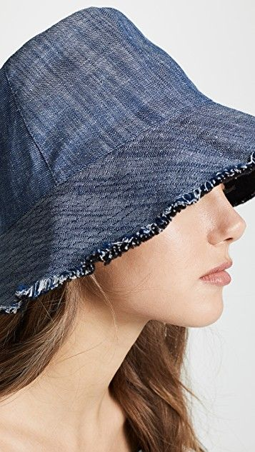 56eb1e7d4 Genie Sara Bucket Hat in 2019 | SS20 hats - cut & sew | Hats ...