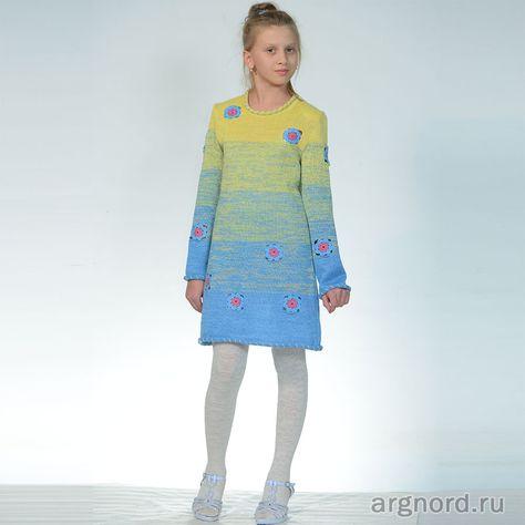 475ad35fa Платье детское из льна   Артикул: Д3-16   Детская одежда   Дети ...