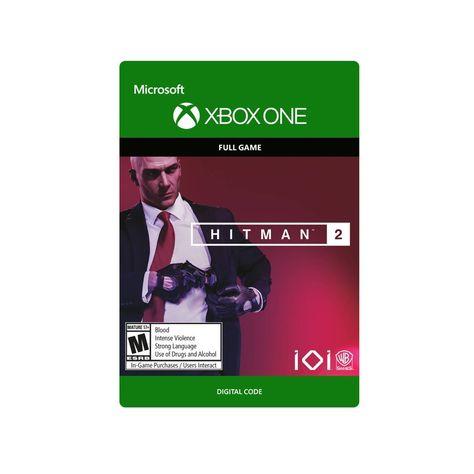 Hitman 2 Xbox One Digital Xbox One Xbox Digital