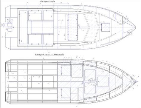 13 best Bootsbau images on Pinterest Boat building, Party boats - Logiciel Pour Dessiner Plan Maison Gratuit