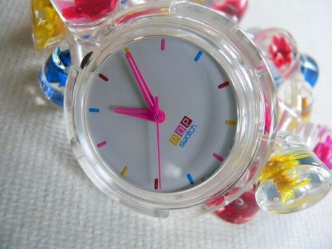 Pop Swatch Watch for women's