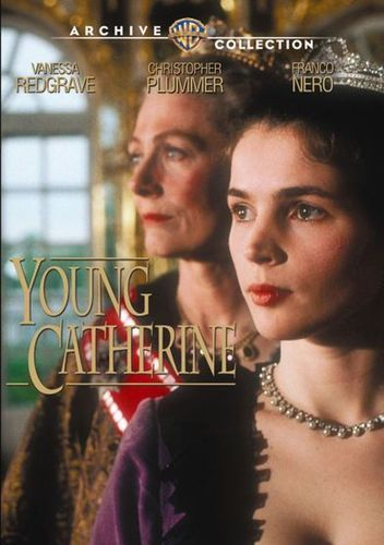 Young Catherine Dvd 1991 Catherine The Great Julia Ormond