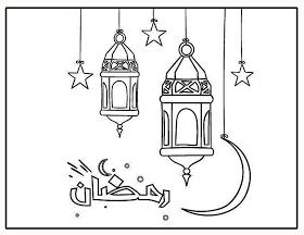Shrem Arts أكياس شهر رمضان المبارك Ceiling Lights Decor Chandelier