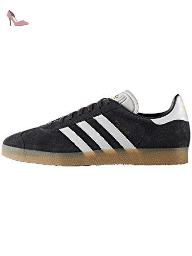 Adidas Gazelle chaussures 10,0 grey/white - Gris - Taille 44 2/3 ...