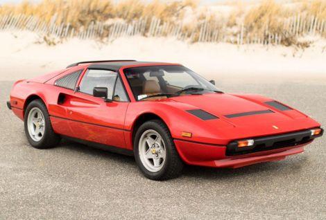 1984 Ferrari 308 Gts Quattrovalvole In 2020 Classic Cars Online Ferrari Classic Cars