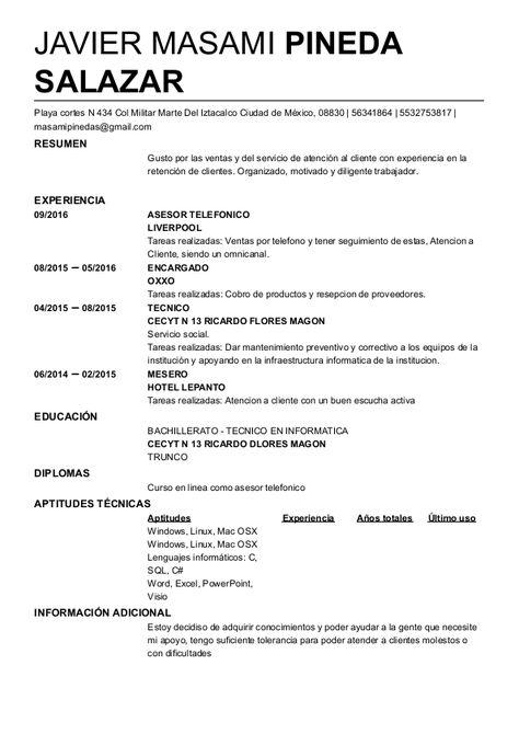 CV Preview | sandy tucta olarte | Pinterest