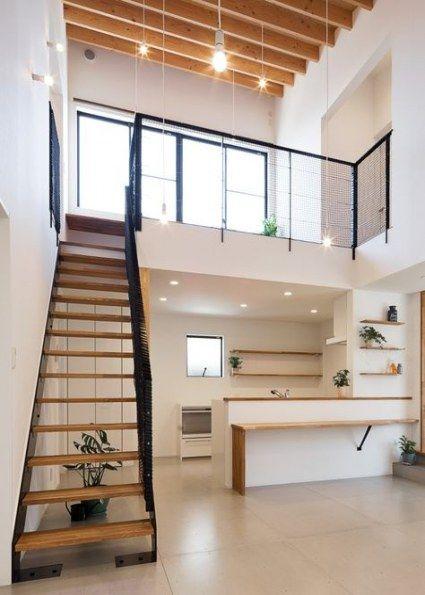 Home Design Simple Loft 24 Ideas Tiny House Design Loft House House Architecture Design
