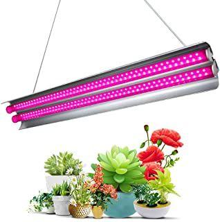Fornorm 60w Led Pflanzenlampe Vollspektrum 96pcs Smd2835 Led Wachstum Pflanzenlicht Ip44 Wasserdicht Gute Warmea Pflanzenlampe Led Pflanzenlampe Zimmerpflanzen