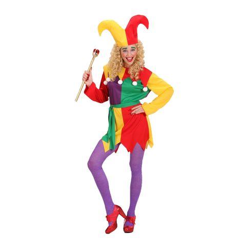 Play.com - Buy Womens Jolly Jester Costume (Medium
