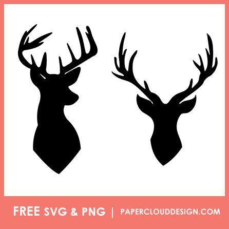 Free Deer Svg Deer Silhouette Cricut Design Studio Cricut Projects Vinyl