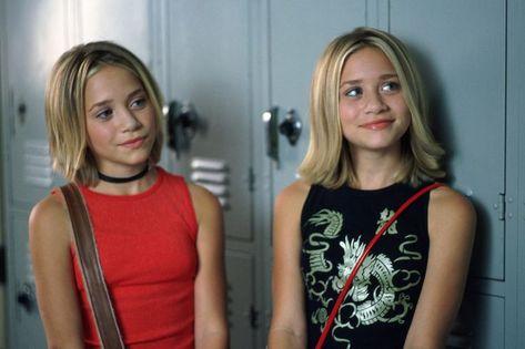 The Olsen Twins Infant Actors To Fashion Moguls