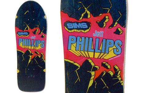 The 25 Best Skateboard Decks From The 80s Grafici