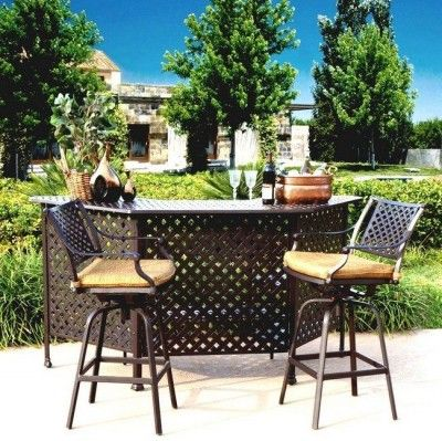 Tips For Making Your Own Outdoor Furniture Decor Around The World Outdoor Patio Bar Outdoor Bar Furniture Bar Furniture Design