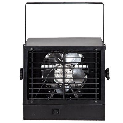 Dyna Glo Dual Heat 7500w Electric Garage Heater Wattage 10000w