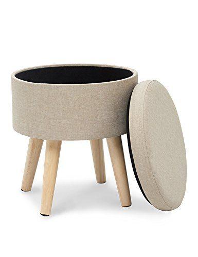 Suhu Foot Rest Ottoman Pouffe Footstool Storage Low Stool Https Www Amazon Co Uk Dp B07bhg2j76 Ref Cm Sw R Pi Foot Rest Ottoman Living Room Wood Low Stool