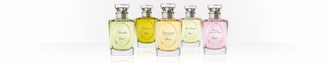 Les Créations de Monsieur Dior Dior fragrance for women