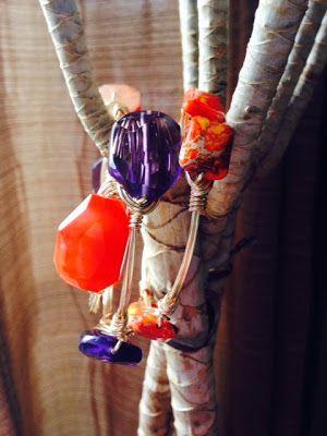 Clemson Girl - Win #Clemson inspired #gameday bangle bracelets from Ellie B Designs! #jewelry #handmade #clemsongirl