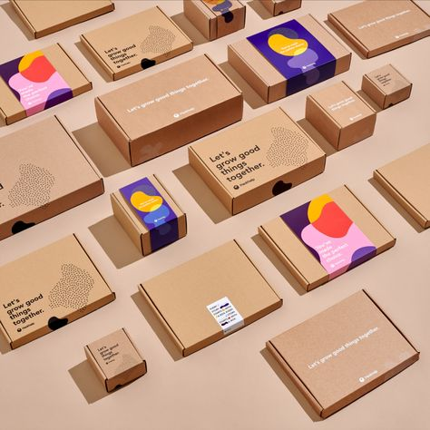 Custom packaging made simple for SMEs. Design your own boxes with your branding and logo. Cookie Packaging, Food Packaging Design, Soap Packaging, Packaging Design Inspiration, Brand Packaging, Packaging Ideas, Kraft Box Packaging, Packaging Stickers, Simple Packaging