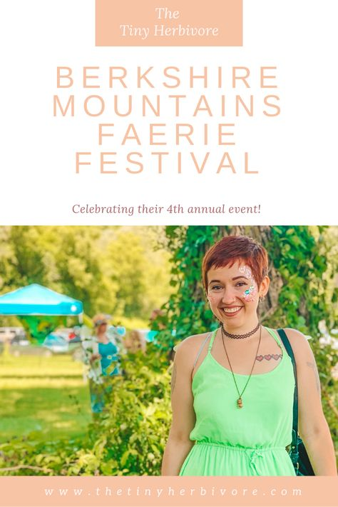 Berkshire Mountains summer fun! Read about all there is to do at the Berkshire Mountains Faerie Festival, one of the many Berkshire festivals--the perfect summer fun idea in the Berkshires.  The Berkshire Mountains Massachusetts, summer in the Berkshires, Berkshire Mountains summer, faerie festival outfit, Berkshire Country #summerideas #theberkshires #massachusetts
