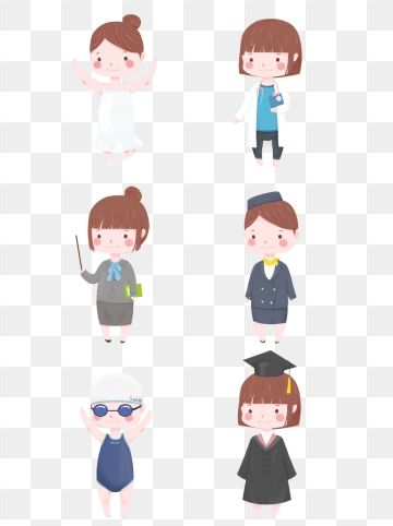 2020 的 Cartoon Cute Hand Drawn Wind Various Lines Professional