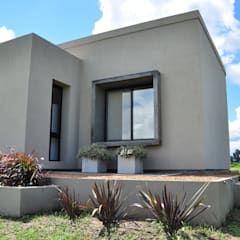 Binomio Casas Estilo Moderno Ideas Arquitectura E Imagenes Homify Casas Estilo Moderno Casas De Concreto Arquitectura