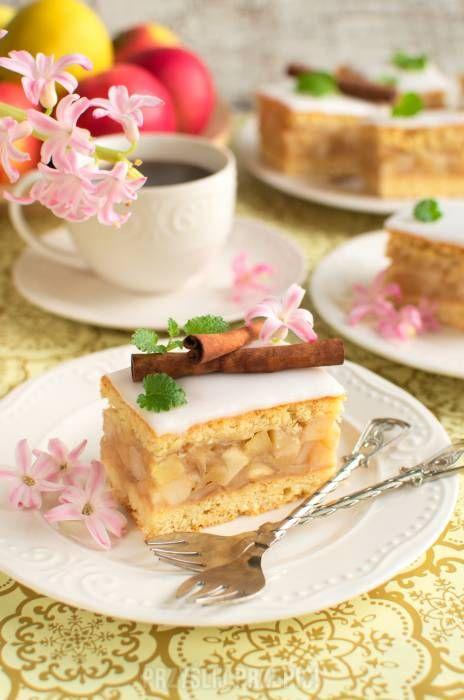 Szarlotka Jak U Babci Recipe Food Baking Desserts