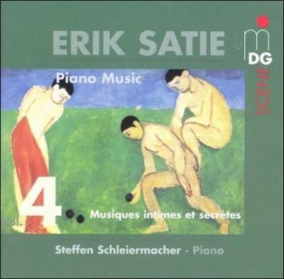 S Schleiermacher - Satie: Piano Musicvolume 4