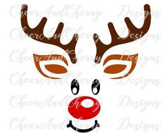 Christmas Reindeer Antlers Transparent Background Png 141 Weihnachtshirsch Weihnachts Grafiken Weihnachten Tiere
