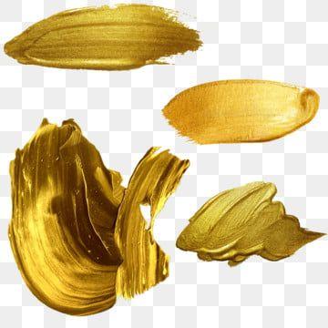 Gold Paint Clipart Png Gold Paint Font Illustration Clip Art