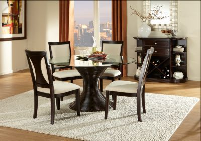 Granby 5 Pc Double Pedestal Dining Room At Rooms To Go