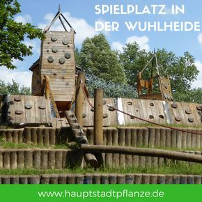 5 Tipps Fur Einen Tag In Der Wuhlheide Spielplatz Berlin Spielplatz Und Ausflug