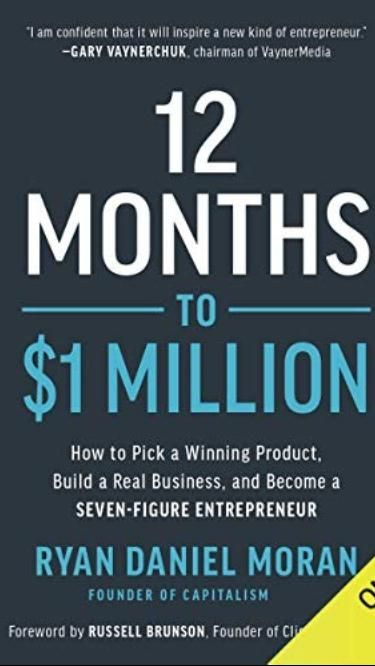 12 Months to $1 Million: Build Real Business